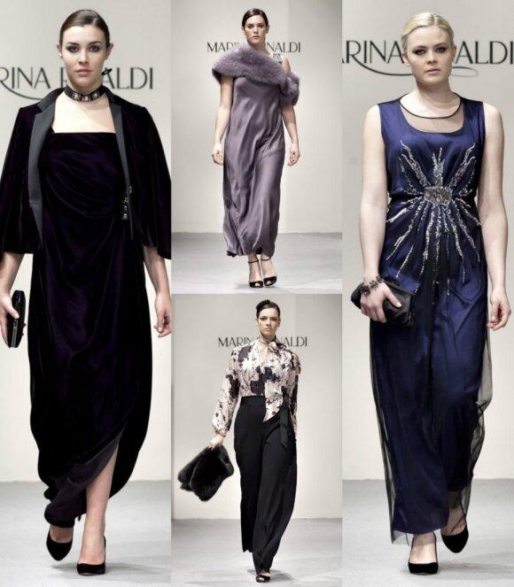 """""""Marina Rinaldi"""" modeliai"""