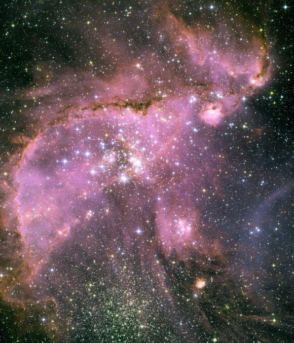 Planetos atsiradimas. Scanpix/Shutterstock asociatyvi nuotr.