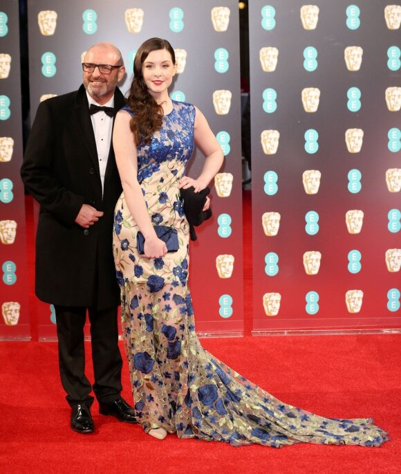 BAFTA apdovanojimų viešnia