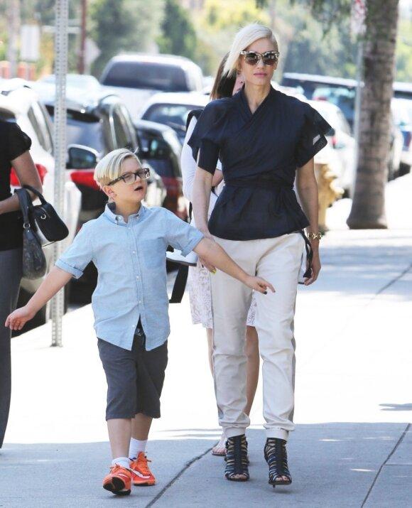Gwen Stefani sūnus Zuma