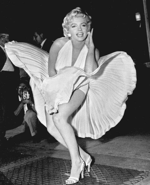 Marilyn Monroe (1954 m.)