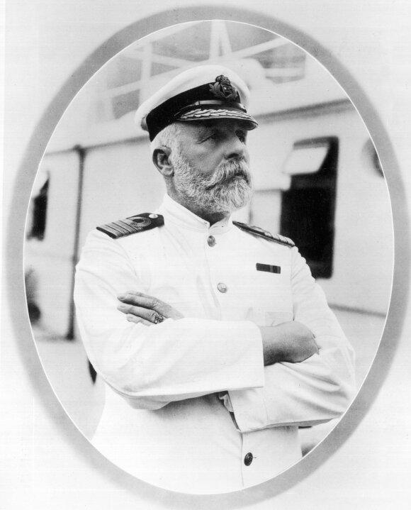 """Titaniko"" kapitonas"