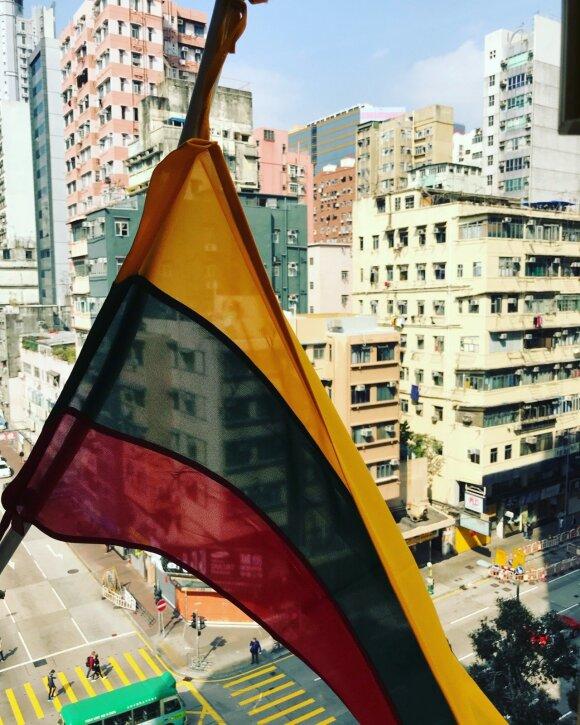 Lietuvis Honkonge