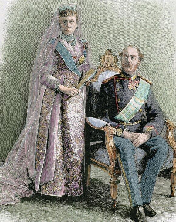 Nuotaka, XIX a.