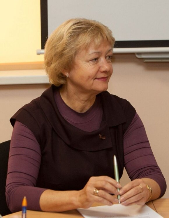 ULAC Imunoprofilaktikos skyriaus vedėja Daiva Razmuvienė
