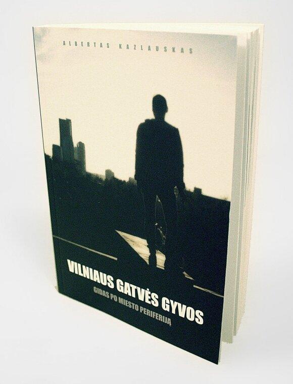Alberto Kazlausko knygos viršelis