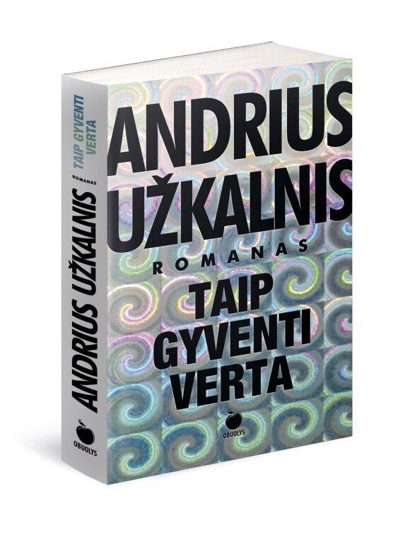 Andriaus Užkalnio knyga