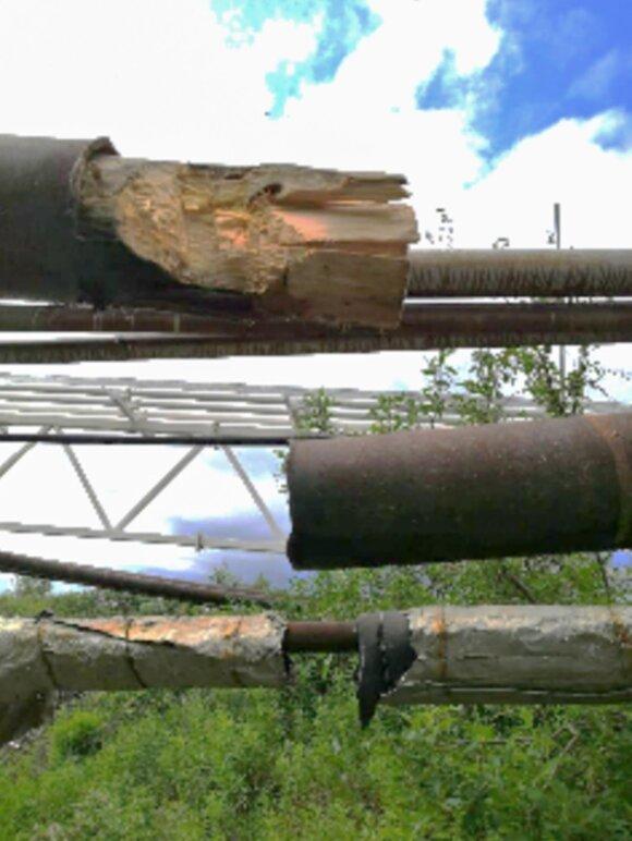 Sibire iš vamzdyno į ežerą išsiliejo 45 tonos aviacinių degalų