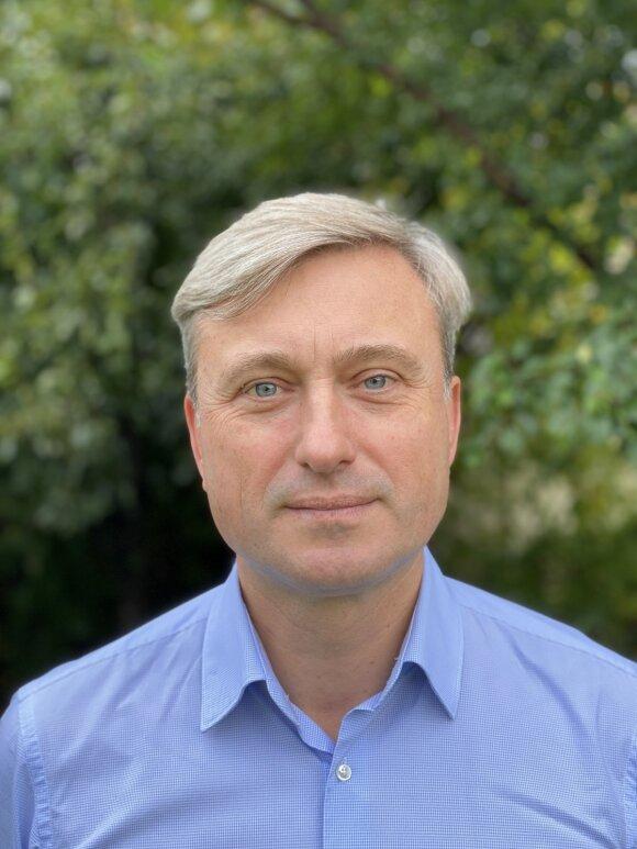Alvydas Česas, Klaipėdos universitetinės ligoninės Onkologijos chemoterapijos klinikos vadovas, Lietuvos Onkologų chemoterapeutų draugijos pirmininkas