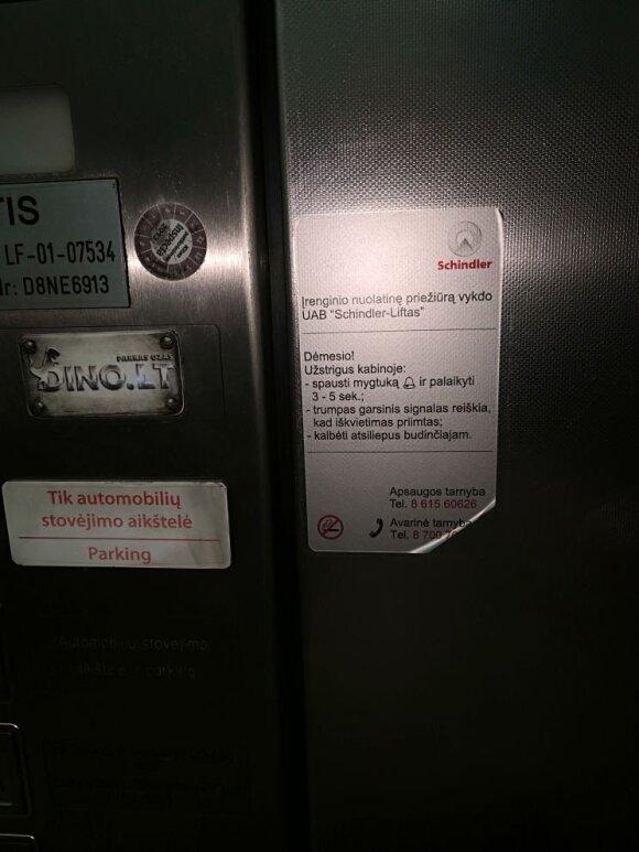 """PC """"Ozas"""" liftas"""