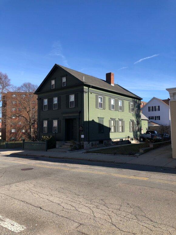 Lizzie Borden namai