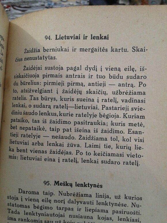 Litwini i Polacy