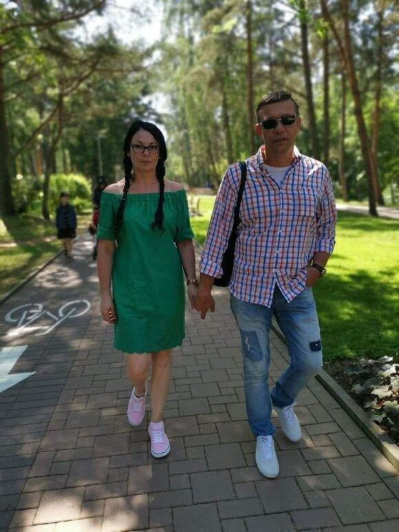 Tomas ir Evelina Kazakauskai
