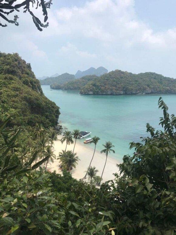 Atostogos Tailande