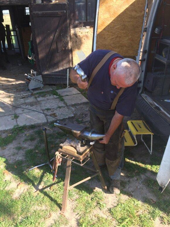 Tokių žmonių Lietuvoje – vos keturi: vyras savo darbu dalina laimę kitiems