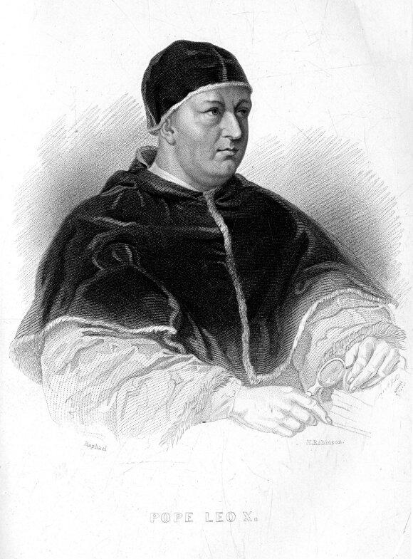 Popiežius Leonas X-asis