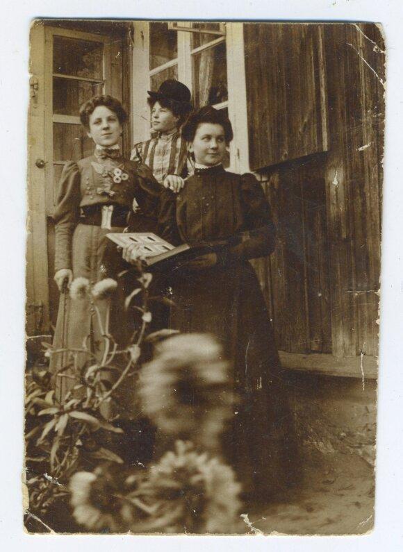 Seserys Chodkauskaitės /Foto: Lietuvos byla