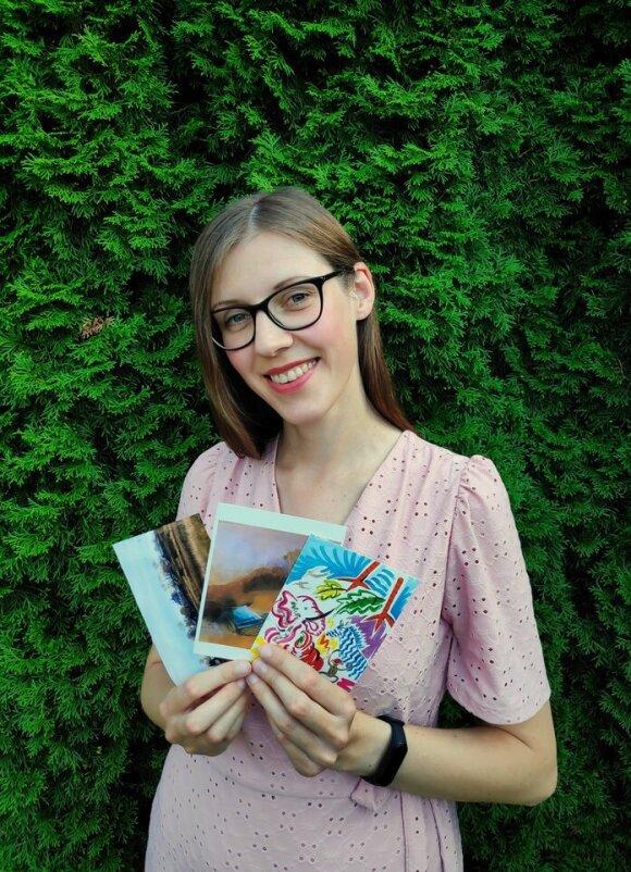 Aurelija Džiugaitė ir jos hobis
