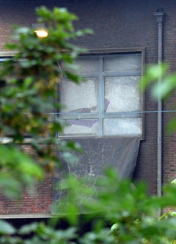 Briuselyje nugriaudėjo sprogimas