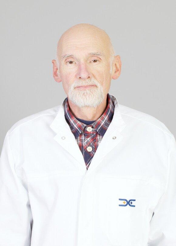 Gydytojas Jonas Rėklaitis