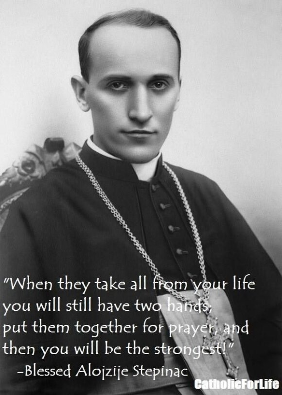 Kardinolas Stepinacas