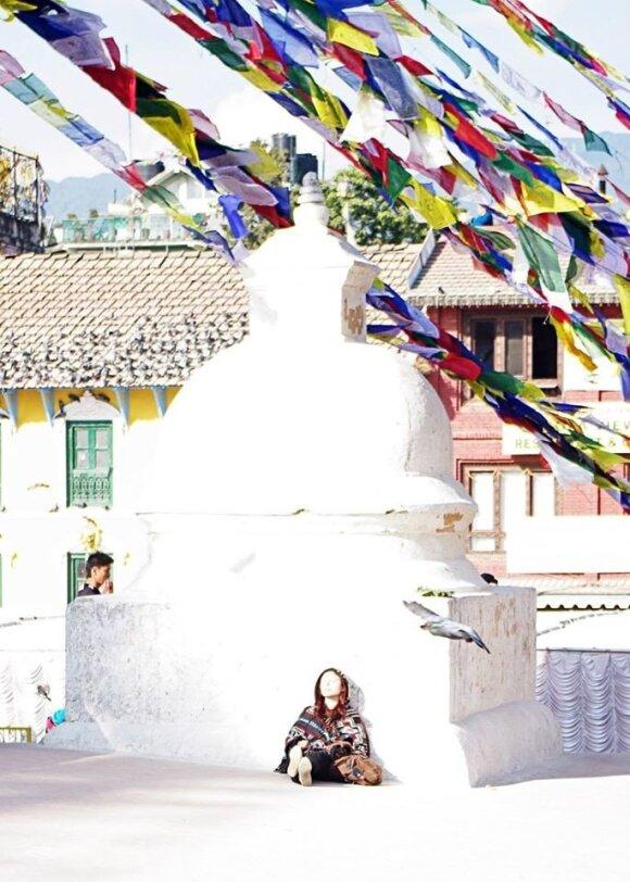 Lietuvė keliautoja: kelionė į Indiją nėra žygdarbis