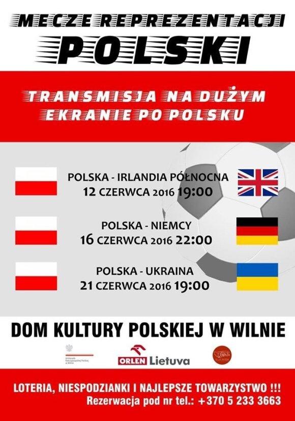 Mecze Polski na Euro 2016