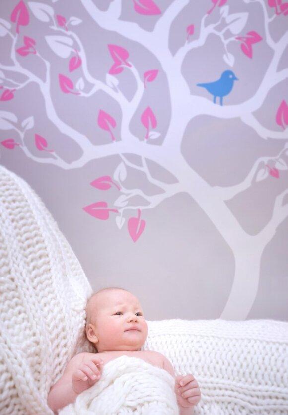 """<span style=""""color: #ff0000;"""">FOTO:</span> kaip originaliai įrengti vaiko kambarį"""