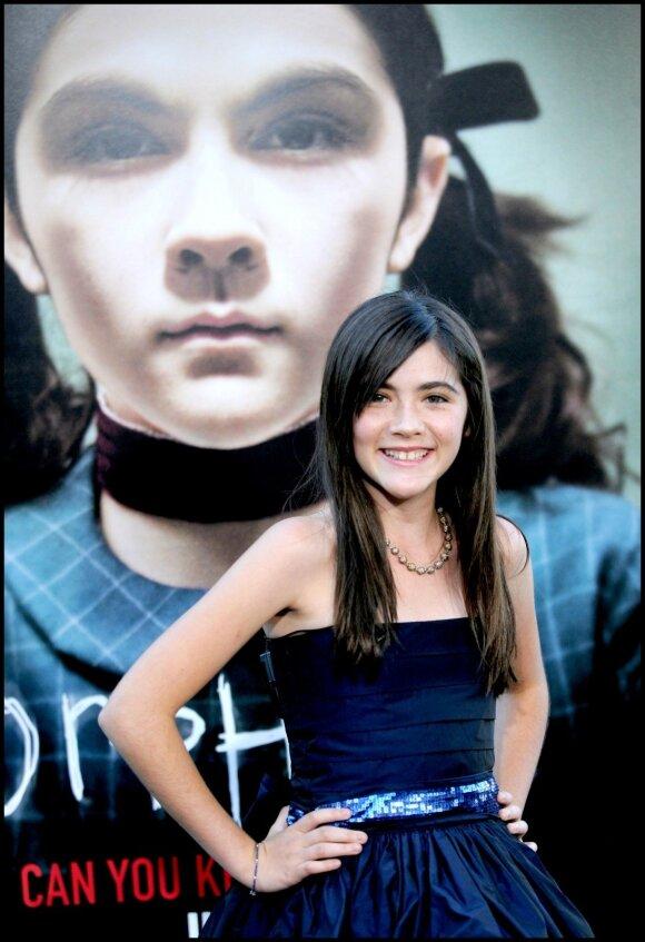 Isabelle Fuhrman filme 'Orphan'