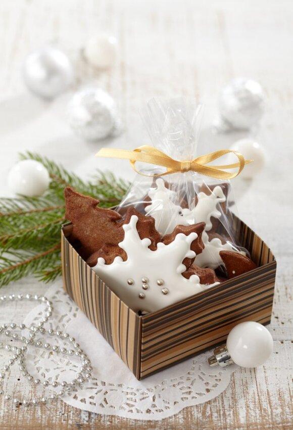 Valgomų dovanų idėjos