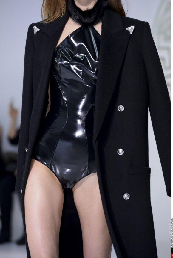 """Milano mados savaitė 2013: """"Versace"""" sukūrė pankroko karalienes"""