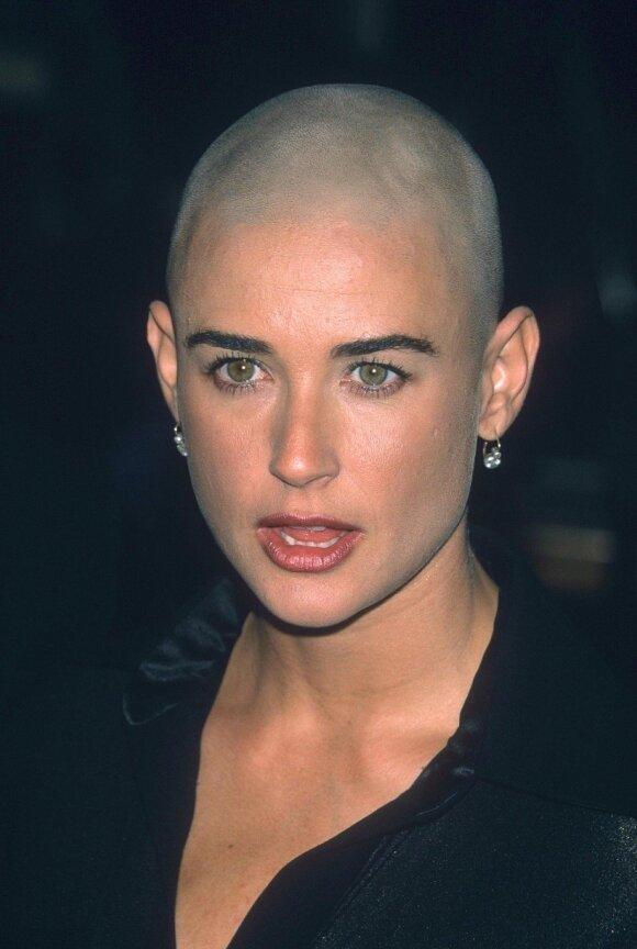 Demi Moore 1996-aisiais