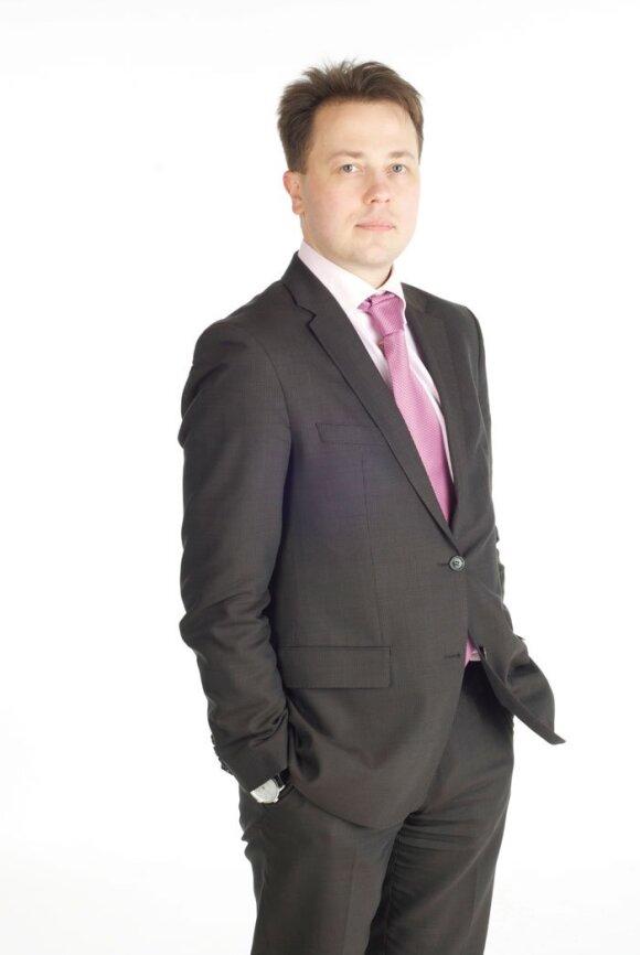 """Gediminas Jankauskas (""""Statyba ir architektūra"""" nuotr.)"""