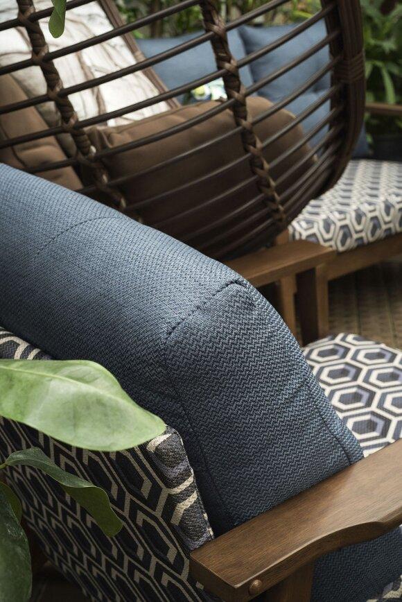 3 idėjos, kurios padės lauke jaustis kaip namie