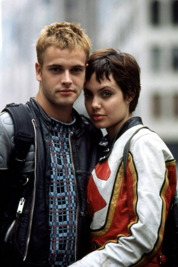 Jonny Lee Milleris, Angelina Jolie