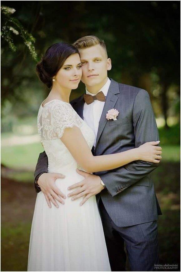 Vestuvės nuosavame kieme tampa nauja mada