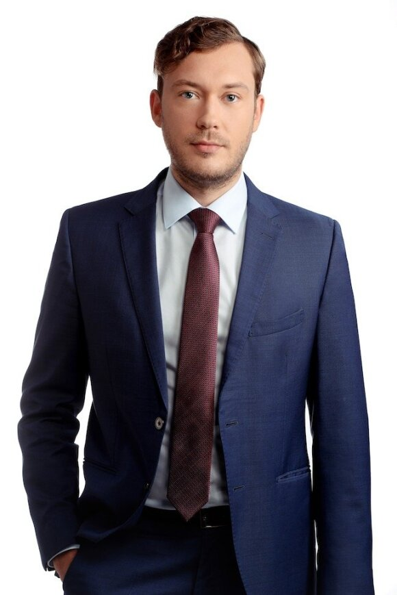 Advokatas Nikas Borneika