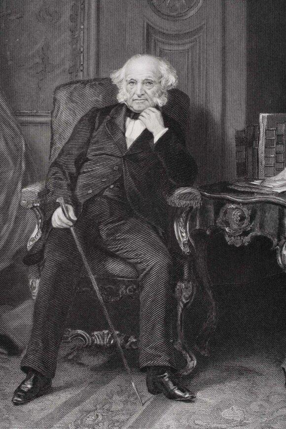 Martinas Van Burenas