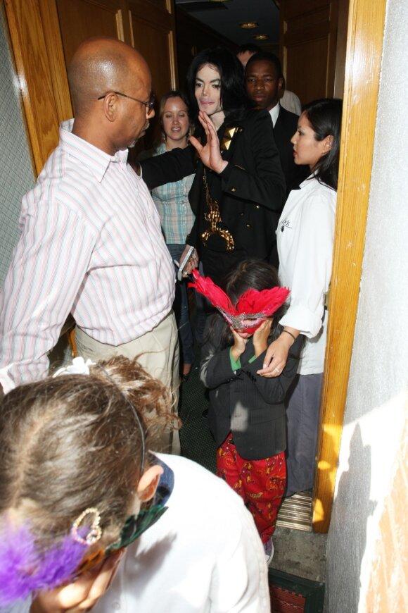 Michaelo Jacksono vaikai