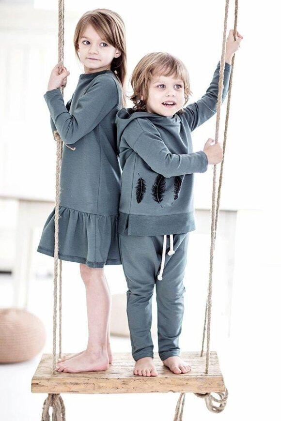 Vaikų mada Lietuvoje: ar suderinamas stilius ir patogumas