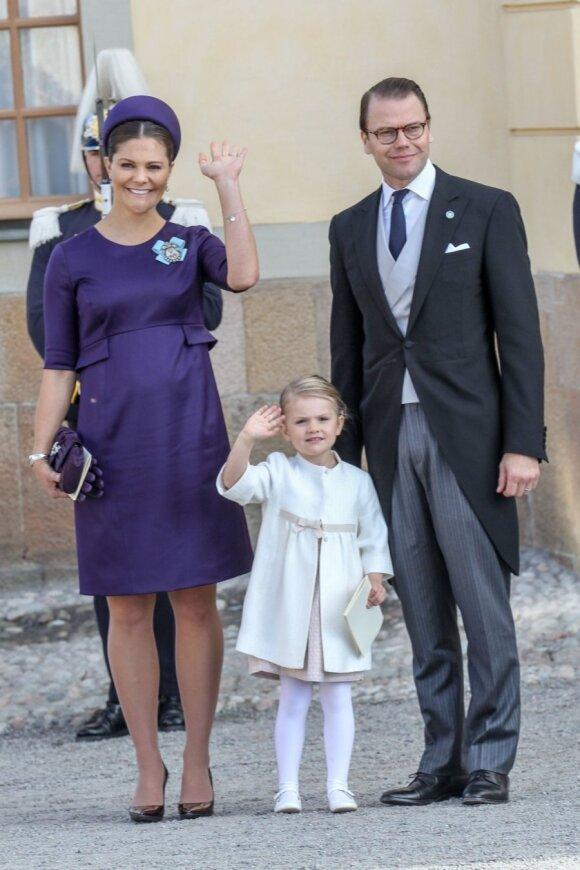 """Graži karališkųjų krikštynų tradicija <sup style=""""color: #ff0000;"""">(FOTO)</sup>"""