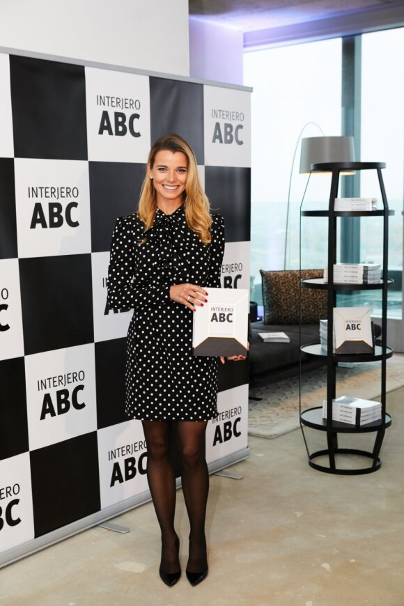 "Knygos ""Interjero ABC"" pristatymas"