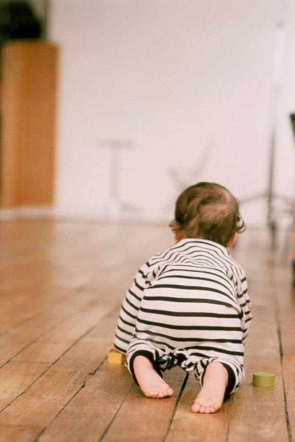 Kineziterapeutė: dėl tėvų egoizmo kenčia vaikai