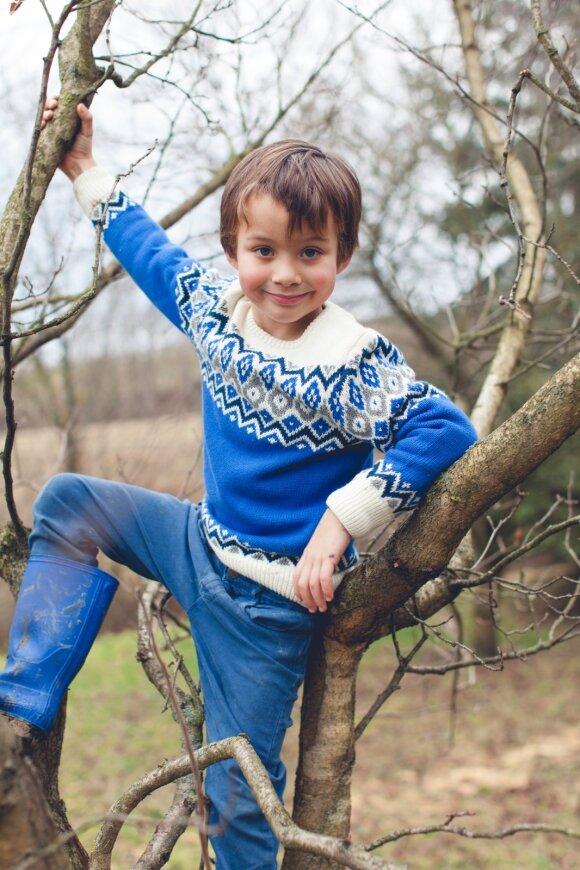 Pasaulis žavisi iš Skandinavijos atkeliavusiomis vaikų auginimo taisyklėmis: šiauriečiai įminė laimingos vaikystės paslaptį