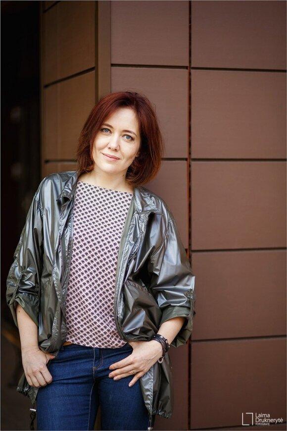 Linksmadienių įkūrėja Renata