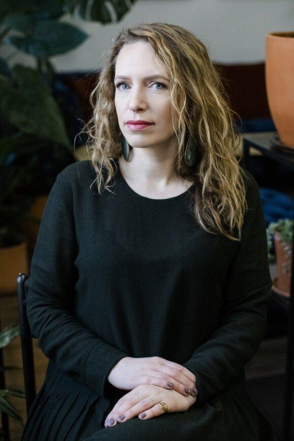 Liudmila Monkevičė (Mila Monk)