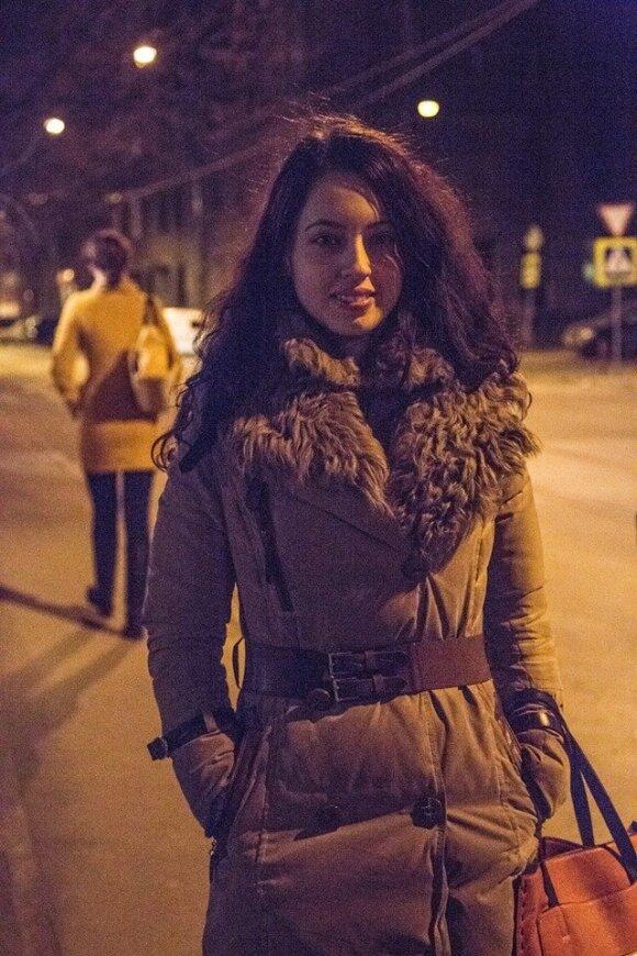 Žurnalistė Darija, ukrainietė, gimusi Rusijoje