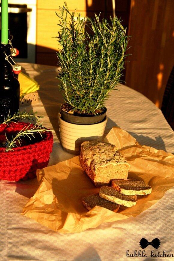 Naminė duona iš kefyro