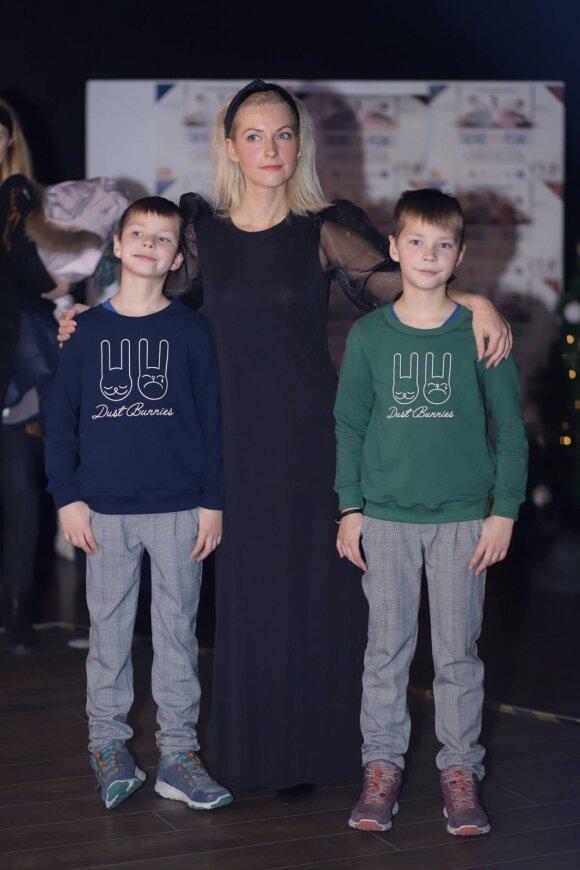 """Two makes six""/Deimantė Venskutė nuotr."