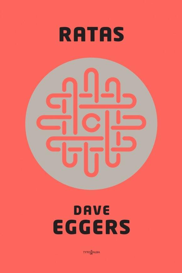"""Dave'o Eggerso romanas """"Ratas"""""""